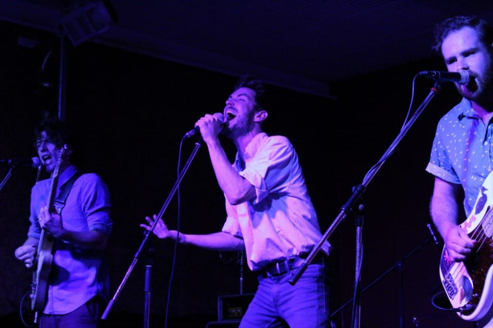 Gig Review – Red Ink and Noel Maurice live at indieberlin @ Neue Kammerspiele in Kleinmachnow