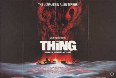 Film of the Week – The Thing by John Carpenter