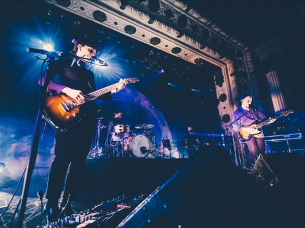 Review: Daughter live at Columbiahalle