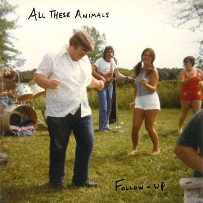 All These Animals (Mike Wilson) Follow Up EP Berlin Indie Folk