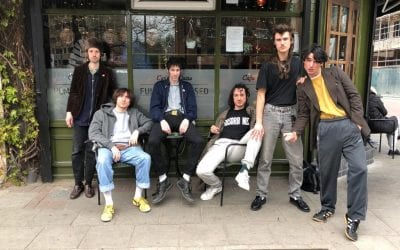 In Review: Fat White Family at Bi Nuu