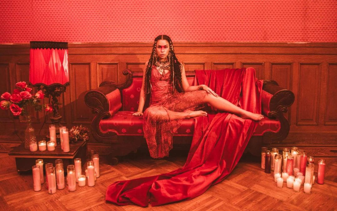Princess Nokia – The True Embodiment of Effortless Cool