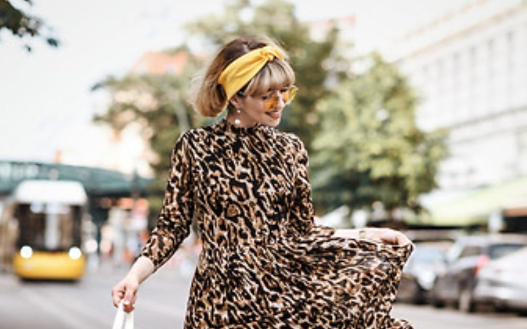 indieRepublik loves Esra E.'s bold and fun outfit