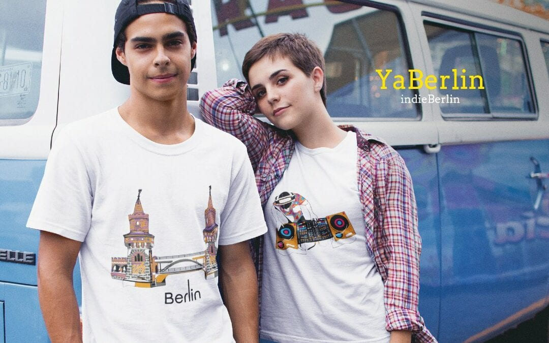 Introducing Yanina and her label YaBerlin – Argentinian/Berliner Designer and Berlin fan