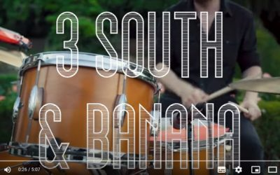 pink car battery live sessions: 3 south & banana